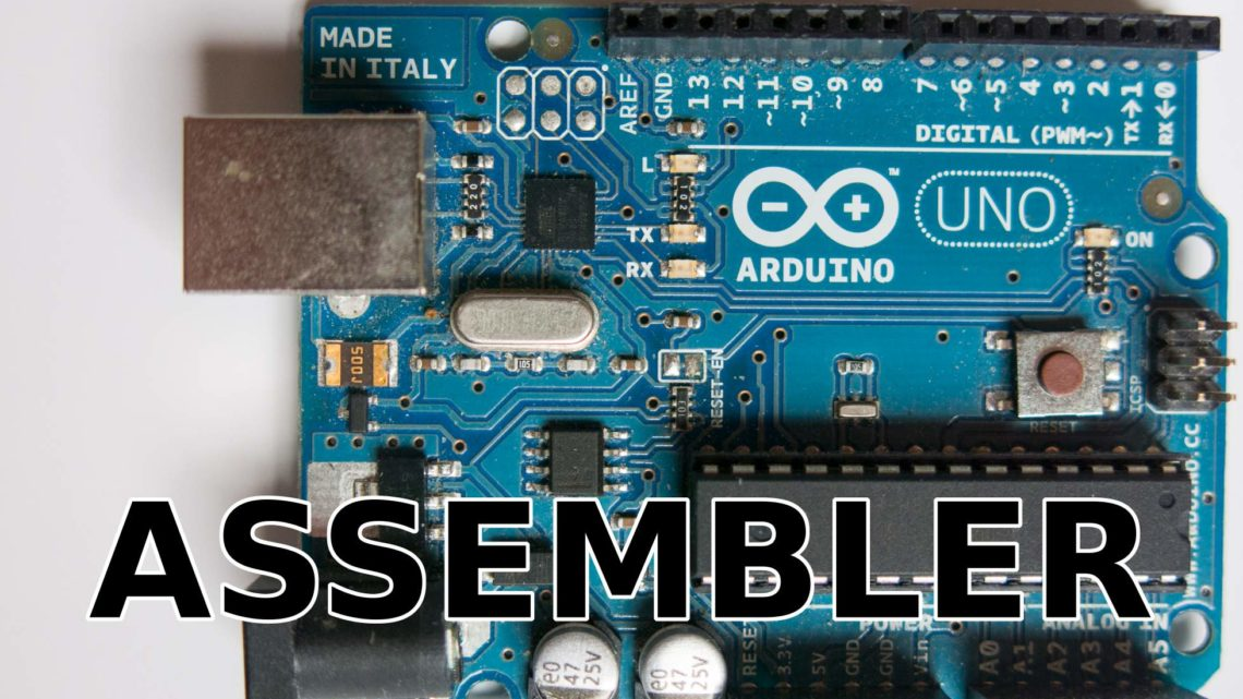 Arduino Assembler Tutorial : Introduction